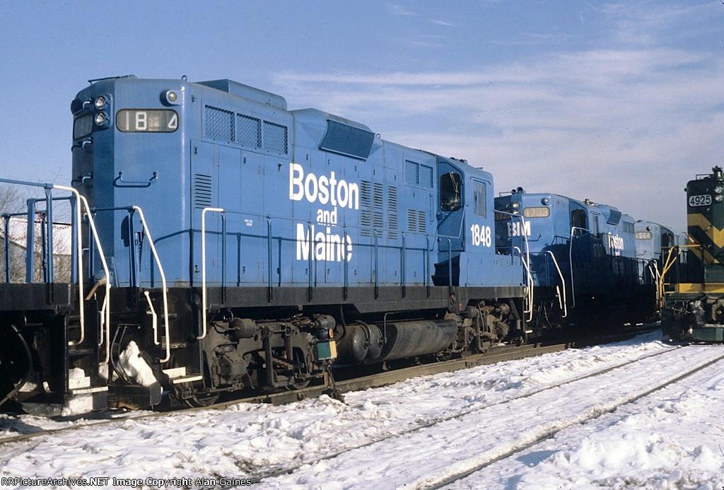 B&M GP9 1848