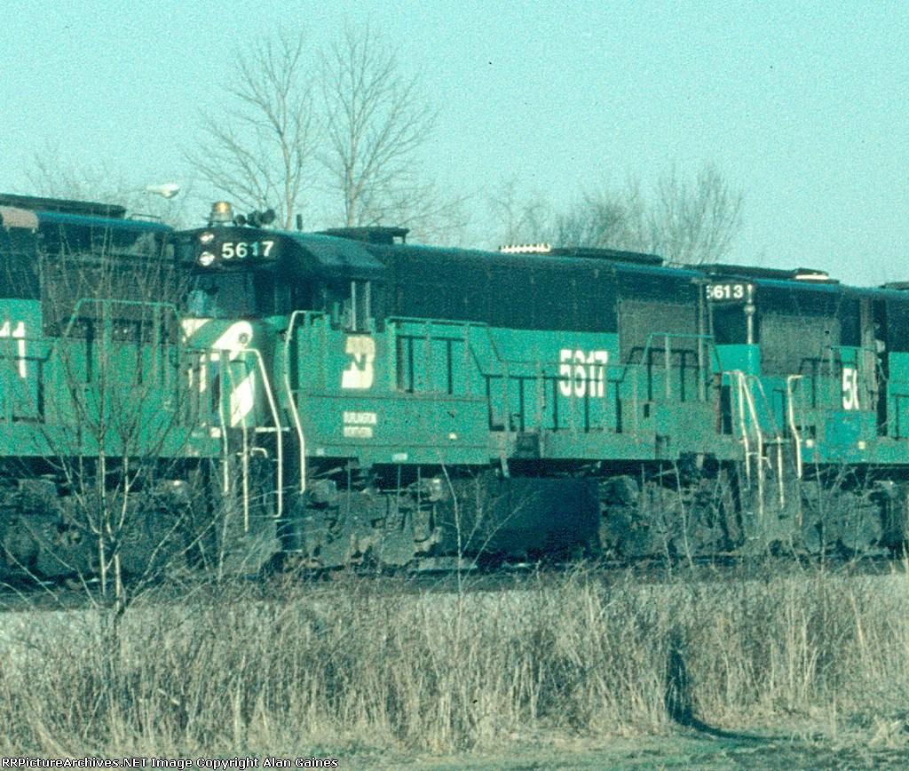 BN U25C 5617