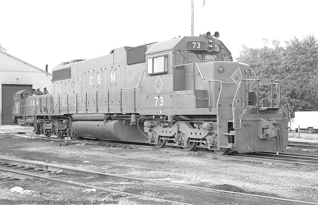 C&IM SD-38-2 73