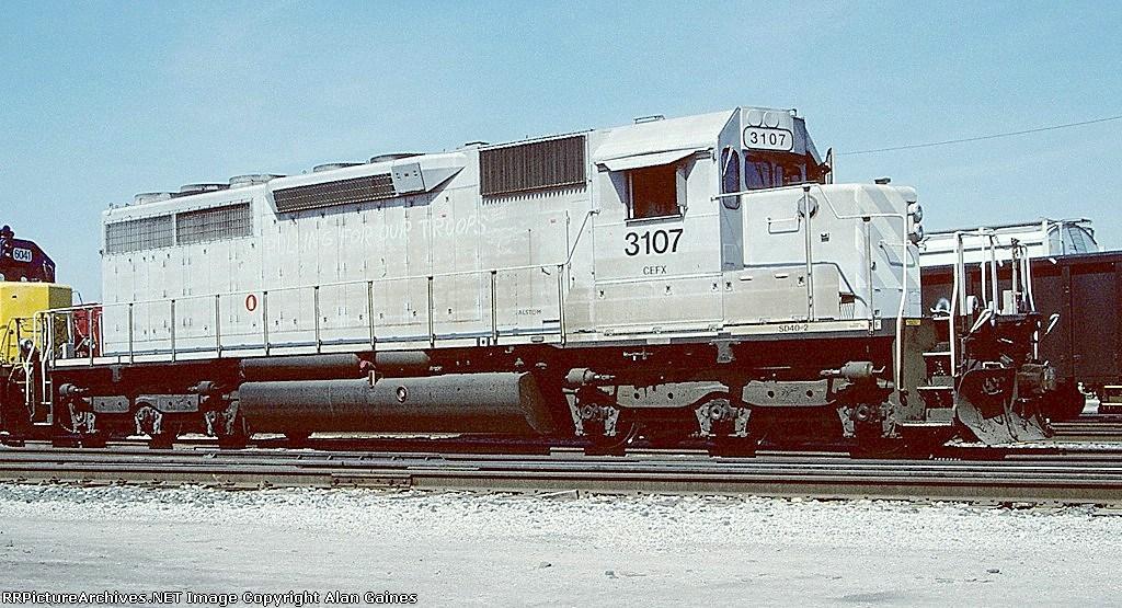 CEFX SD-40M-2 3107
