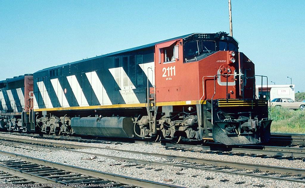 CN HR-616 2111