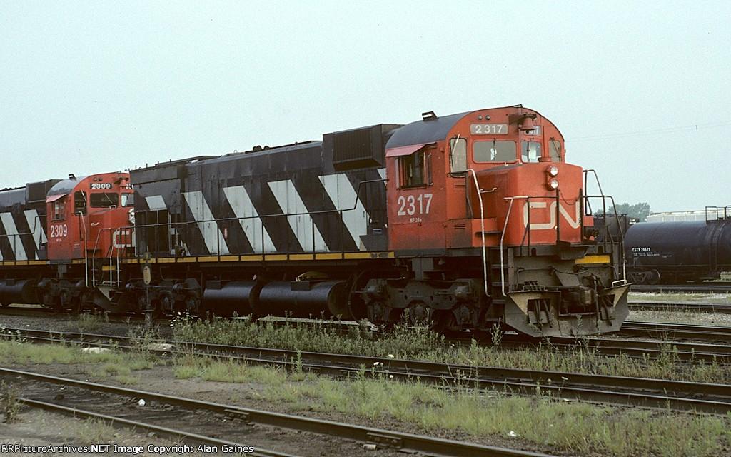 CN M636 2317