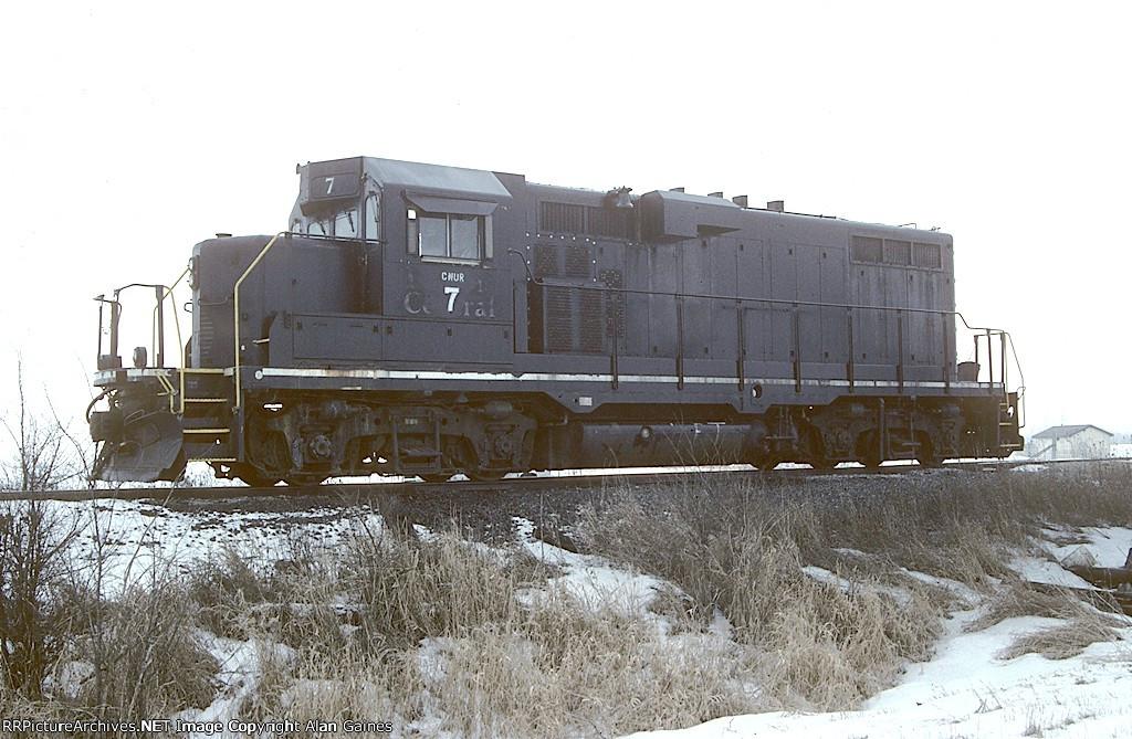 CNUR GP11 7