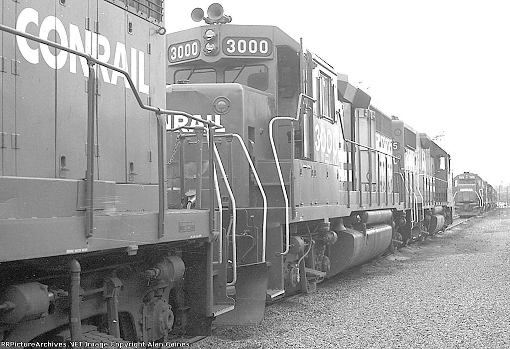 CR GP40 3000