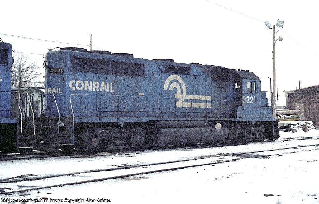 CR GP40 3221