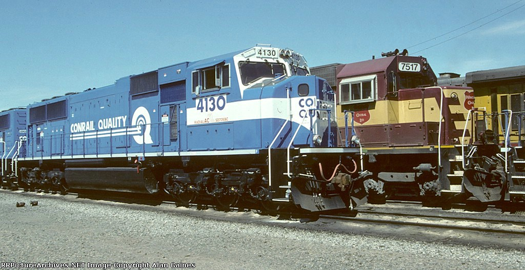 CR SD70MAC 4130