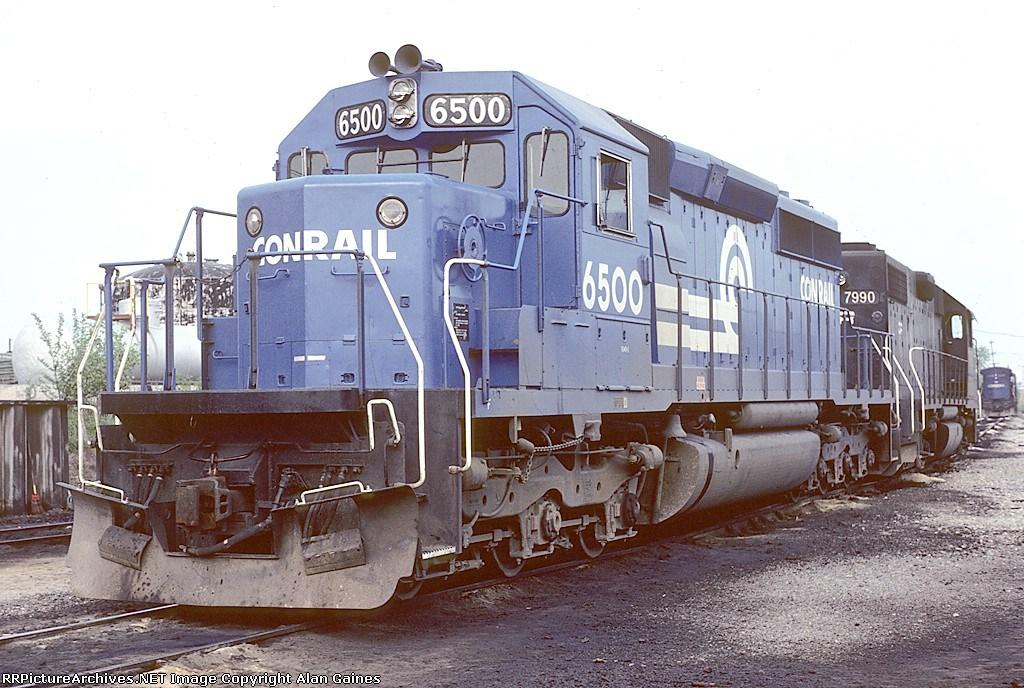 CR SD40-2 6500