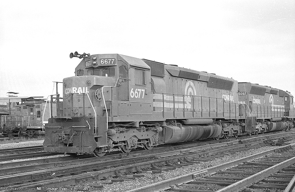 CR SDP45 6677