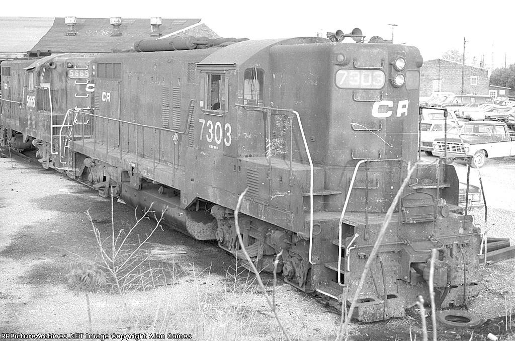 CR GP-9 7303