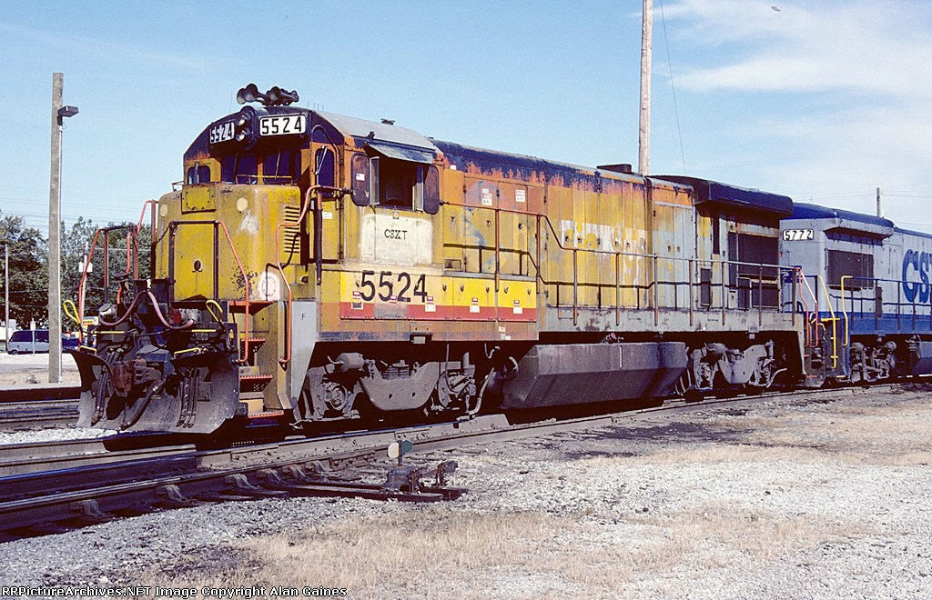 CSX B-30-7 5524