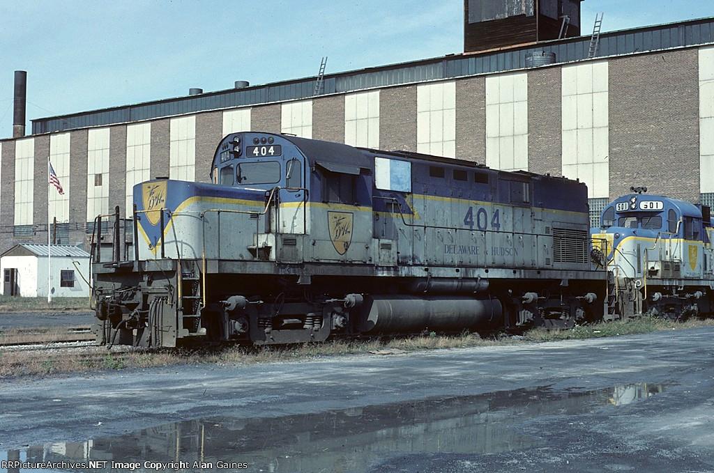 D&H C420 404
