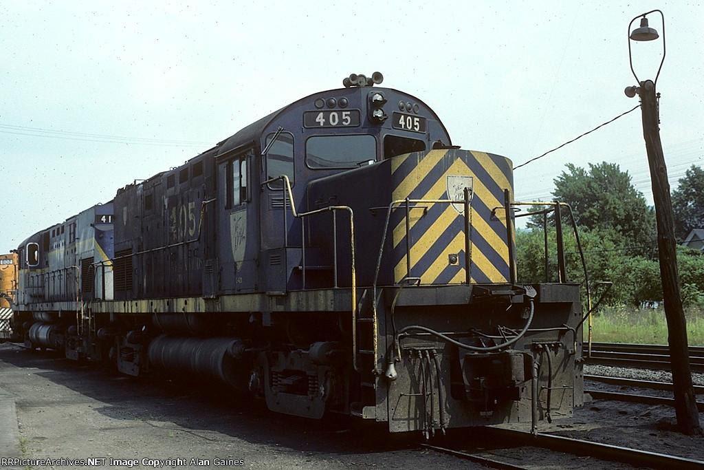 D&H C420 405