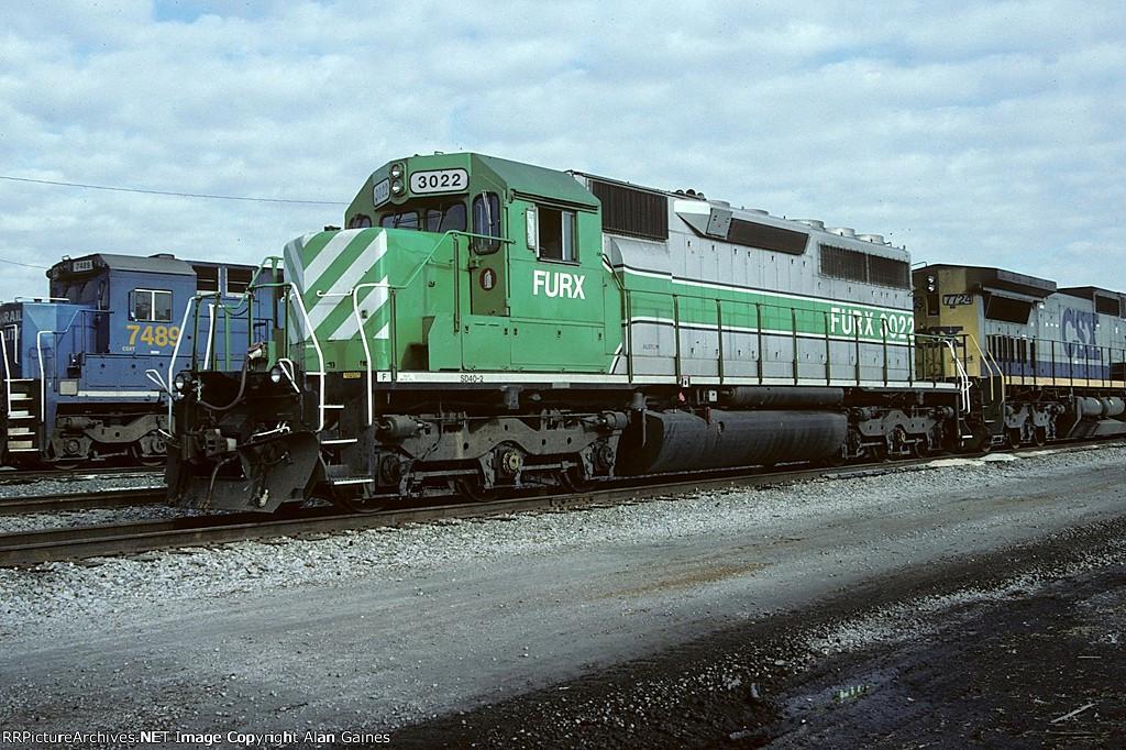 FURX SD40M-2 3022