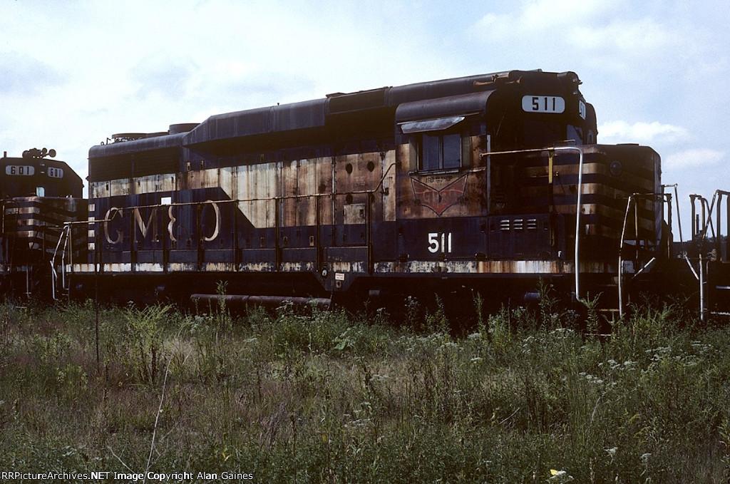 GM&O GP30 511