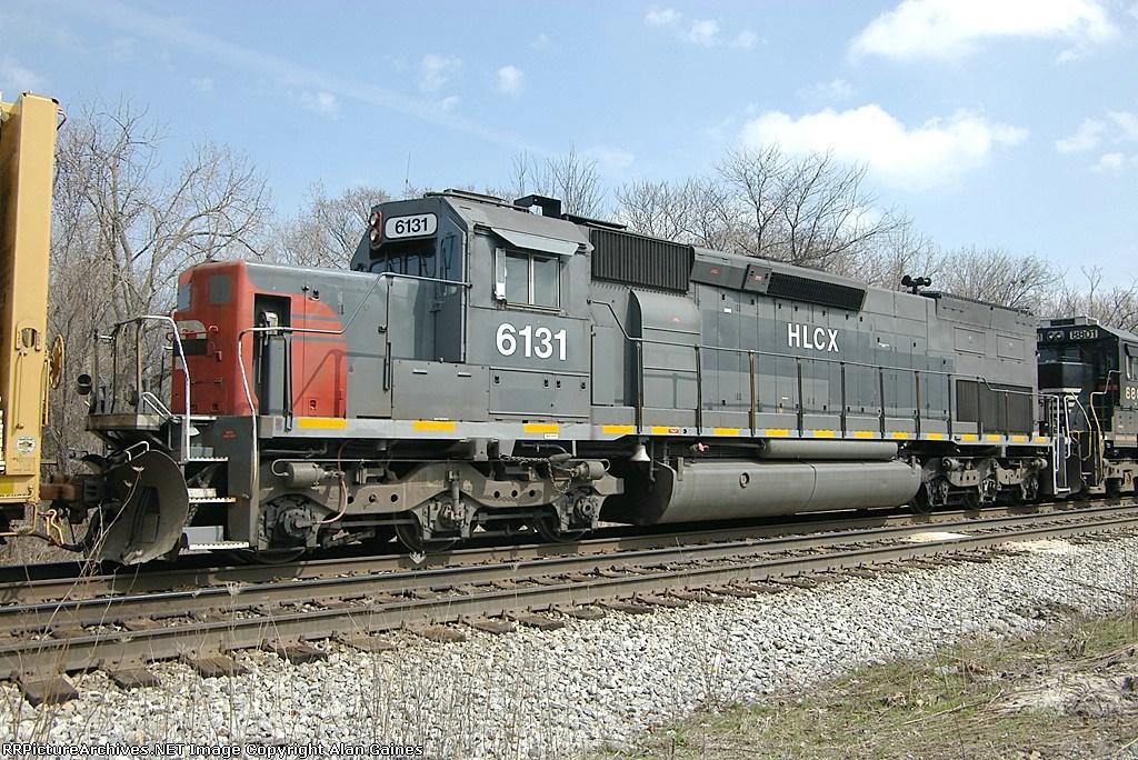 HLCX SD40T-2 6131