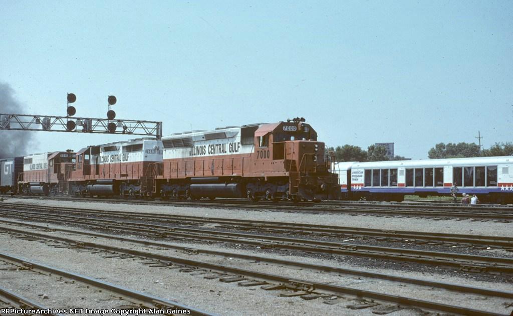 ICG SD45 7000