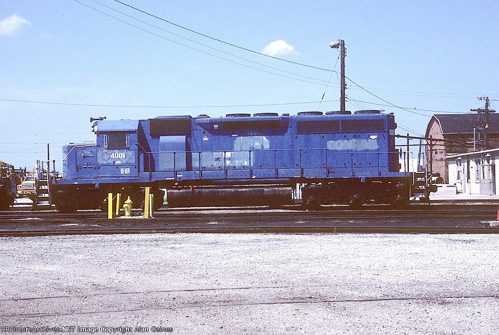 IHB SD40 4001