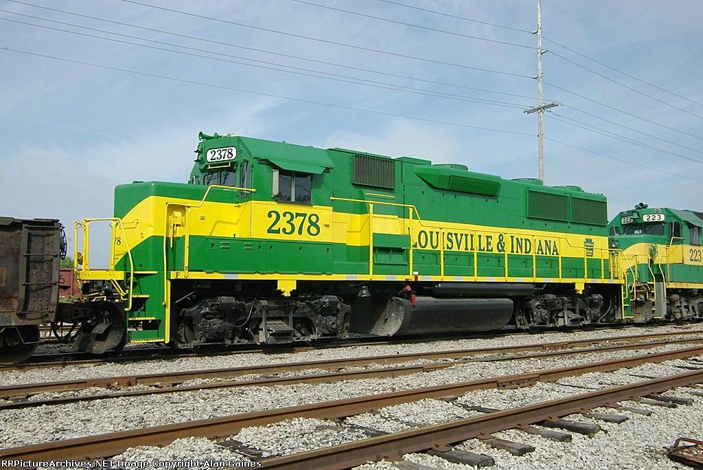 LIRC GP39-2 2378