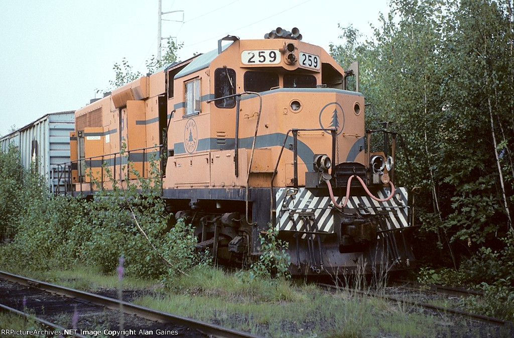 MEC GP38 259