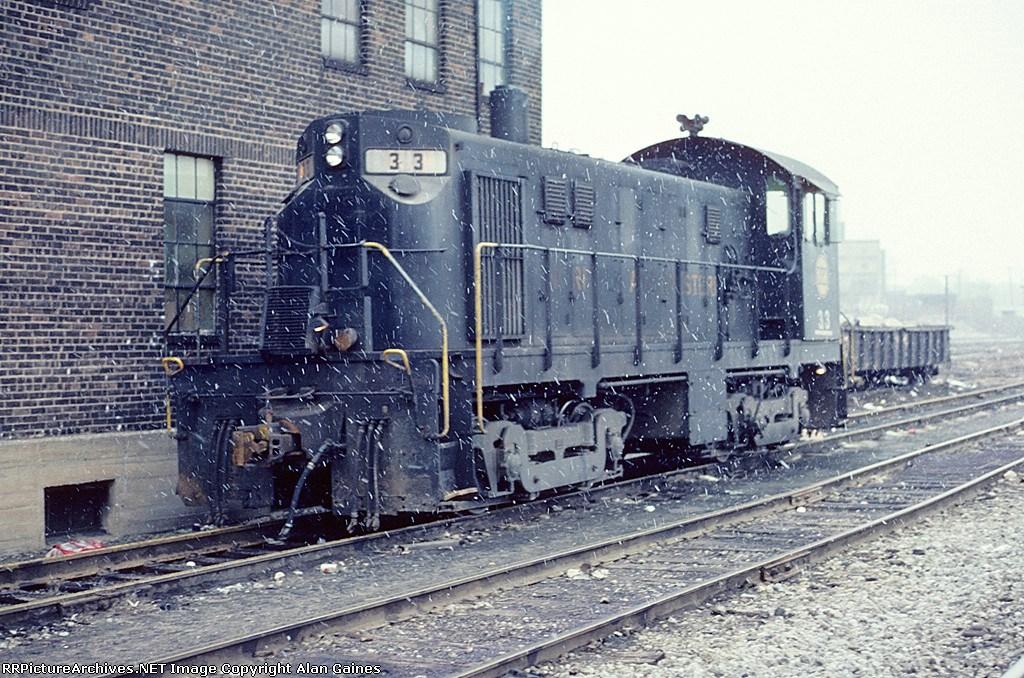 N&W T-6 33