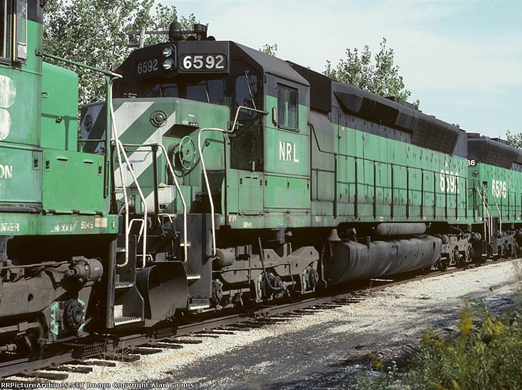 NRL SDP45 6592