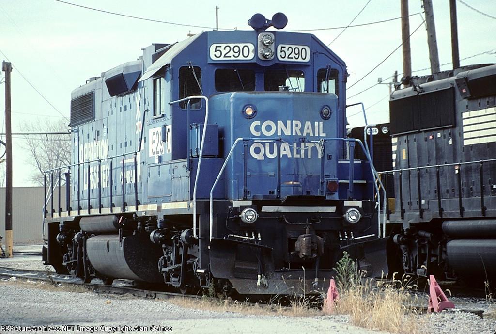 NS GP38-2 5290