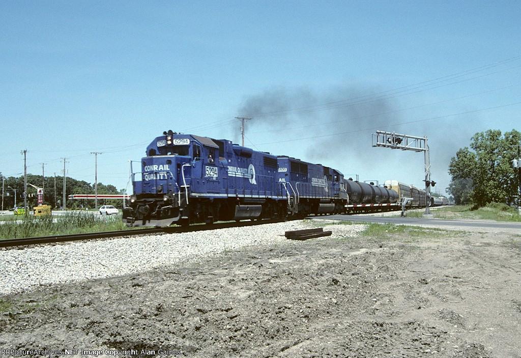 NS GP38-2 5294