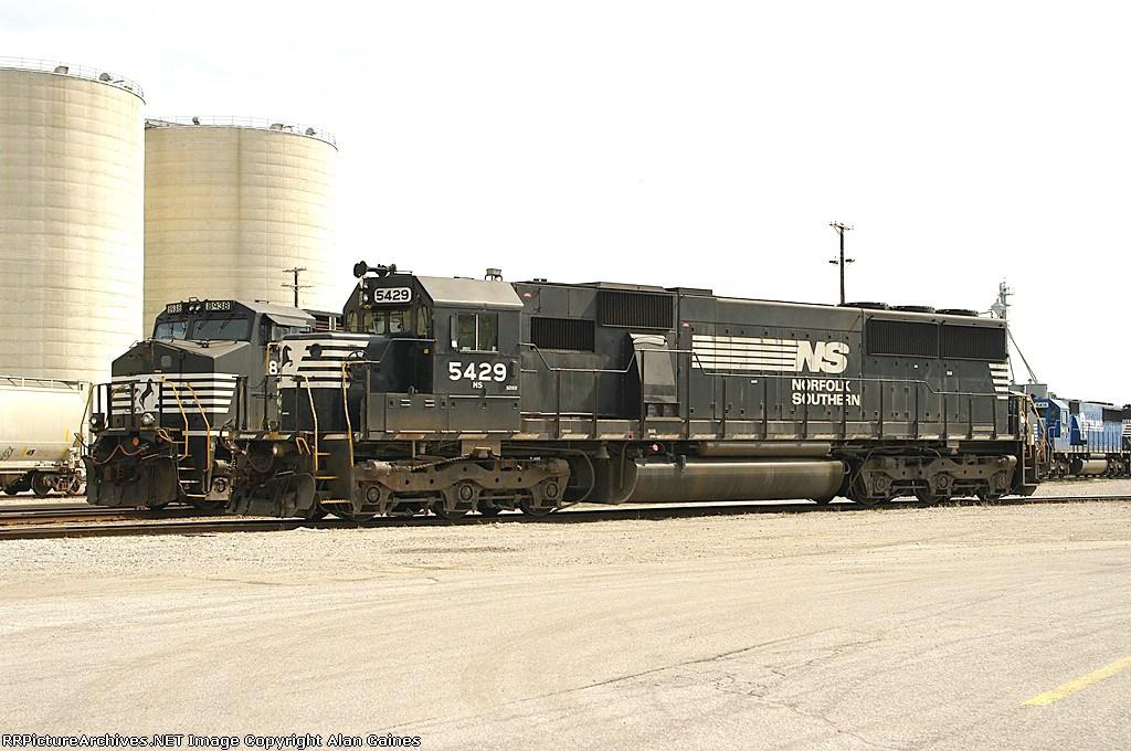 NS SD50 5429