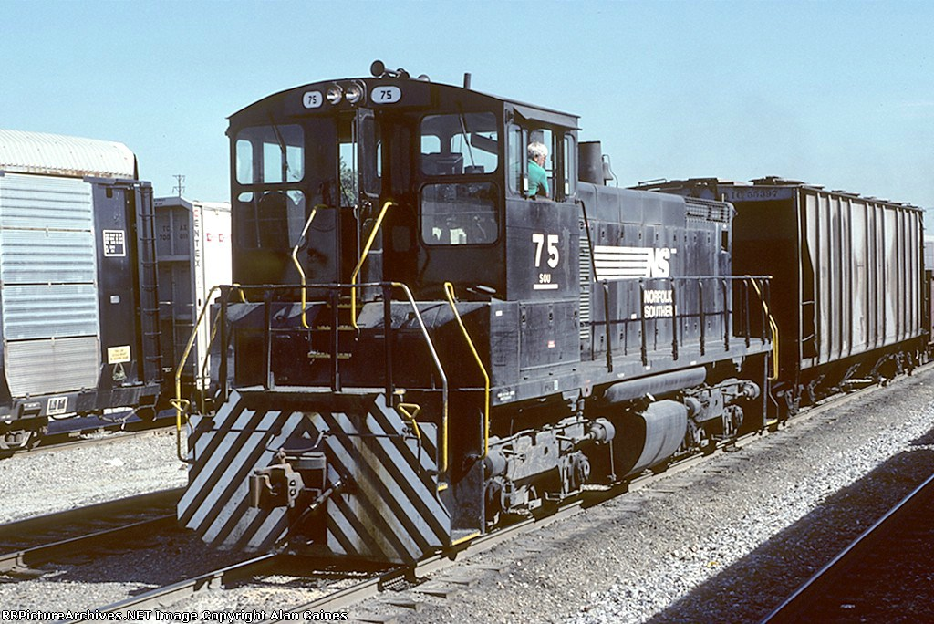 NS SW1500 75