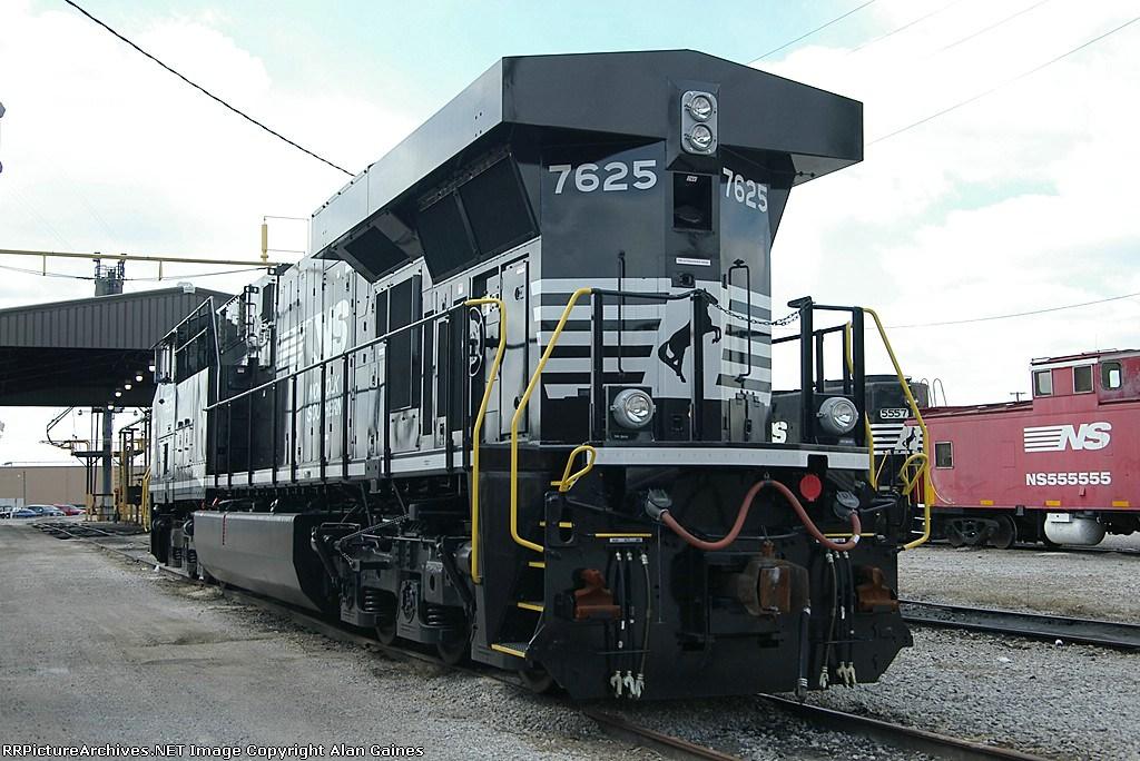NS ES40DC 7625