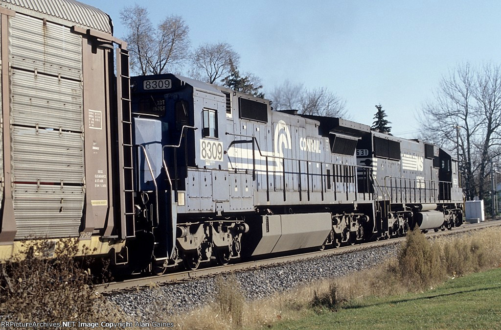NS C40-8 8309