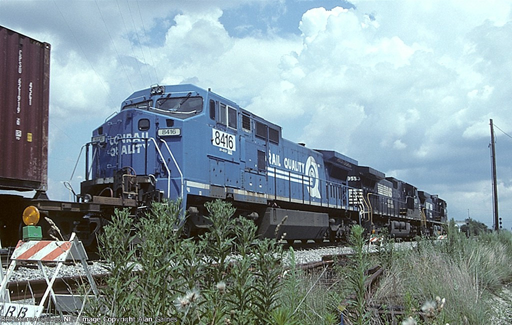 NS C40-8W 8416