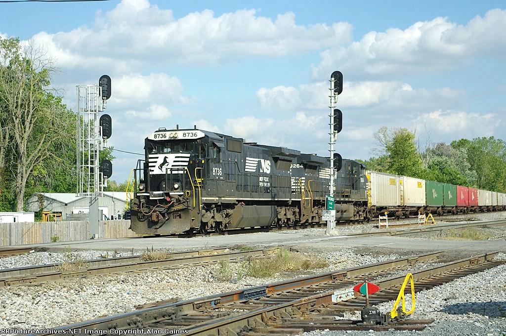 NS D8-40C 8736