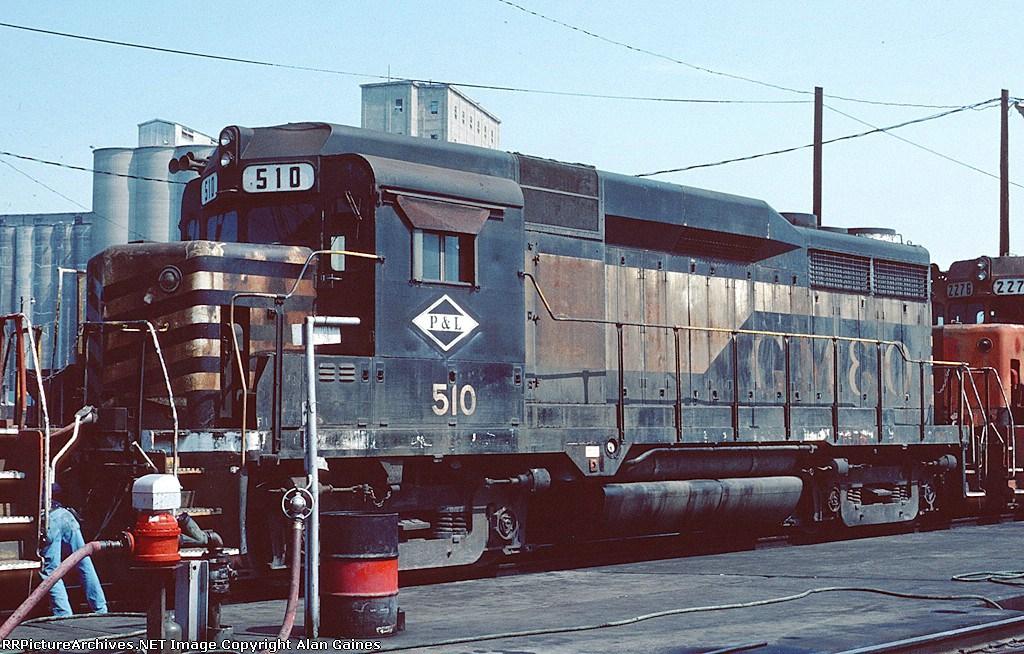 PAL GP-30 510