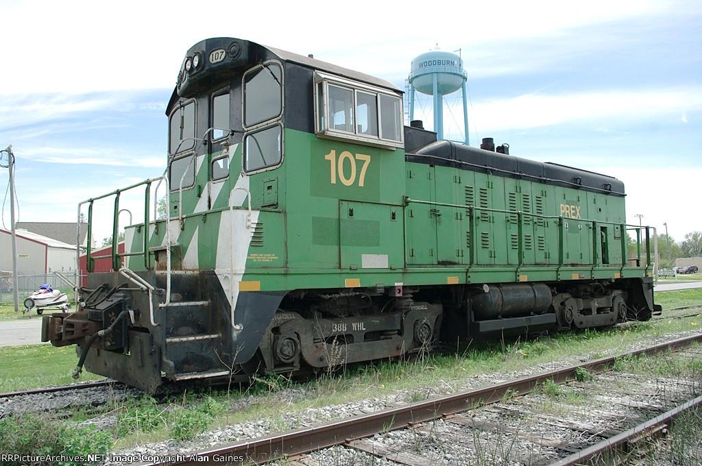 PREX NW2M 107