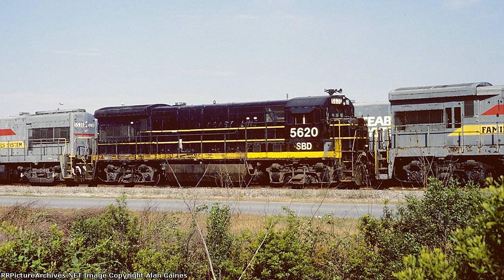 SBD U-33B 5620