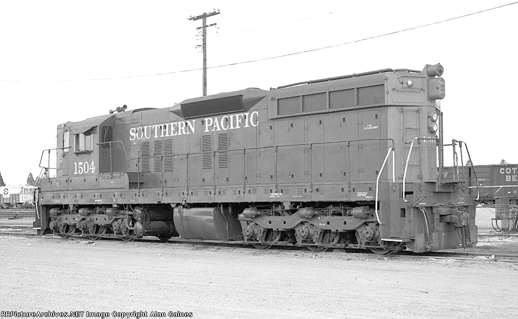 SP SD7E 1504
