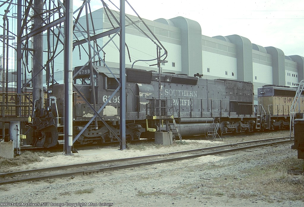 SP SD45T-2R 6799