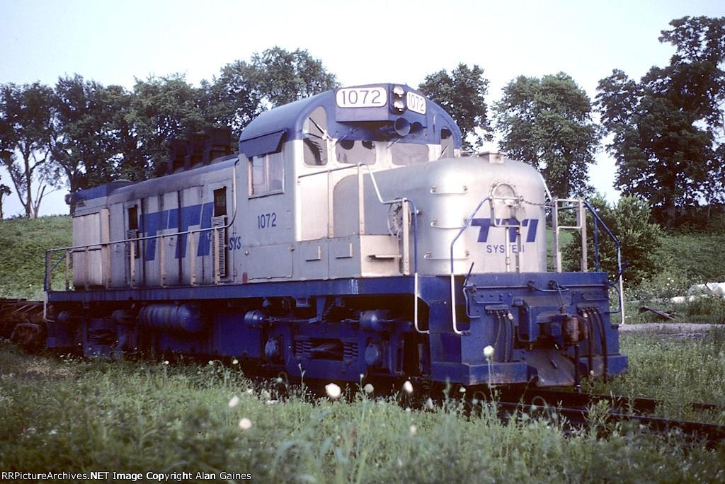 TTI RS3m 1072