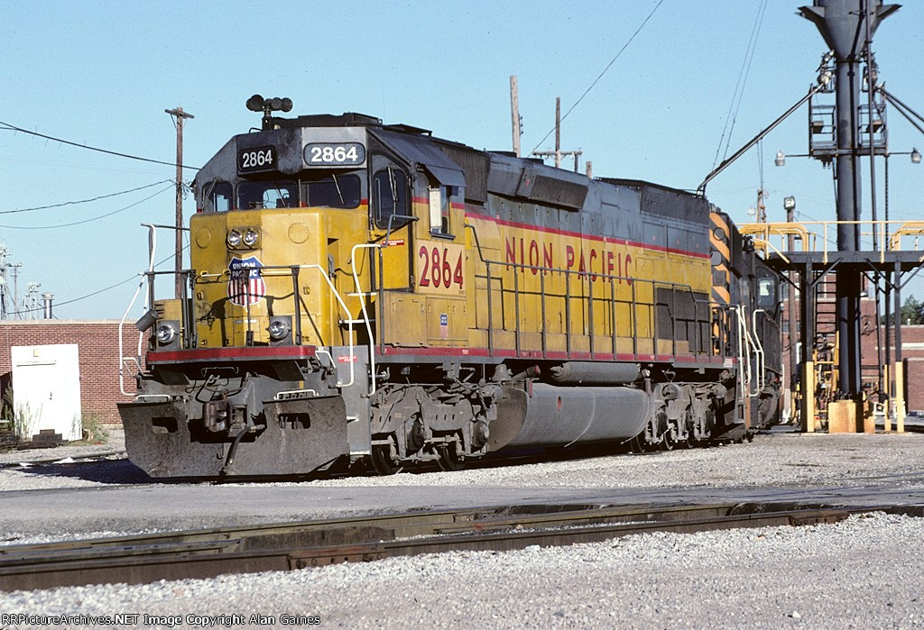 UP SD45T-2 2864