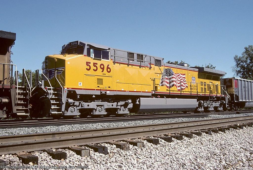 UP AC-44CTE 5596