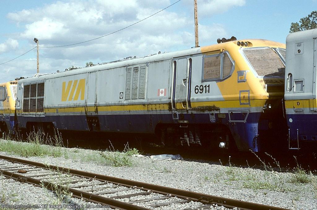 VIA LRC-2 6911