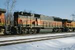 BNSF GP60B 326