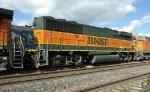 BNSF GP60B 339