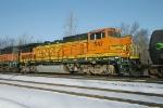 BNSF B40-8W 547