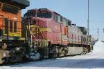 BNSF C44-9W 600