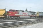 BNSF C44-9W 769