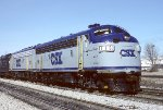 CSX F7Am 116