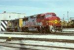 ATSF GP60M 136