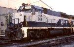 RF&P GP40-2 144